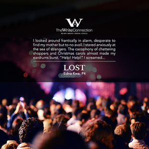 Lost, TWC Student's Composition, Model Composition