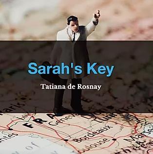 Sarah's Key by Tatiana de Rosnay, Book List, TWC Reading Nook