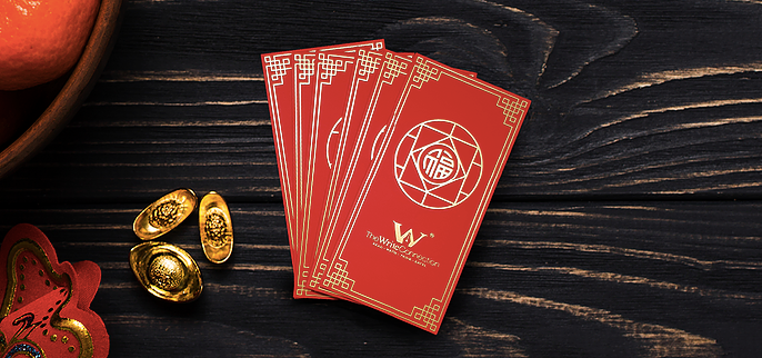 The Write Connection Lunar New Year, Red Packets