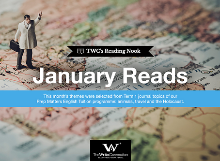 TWC's Reading Nook: January Edition