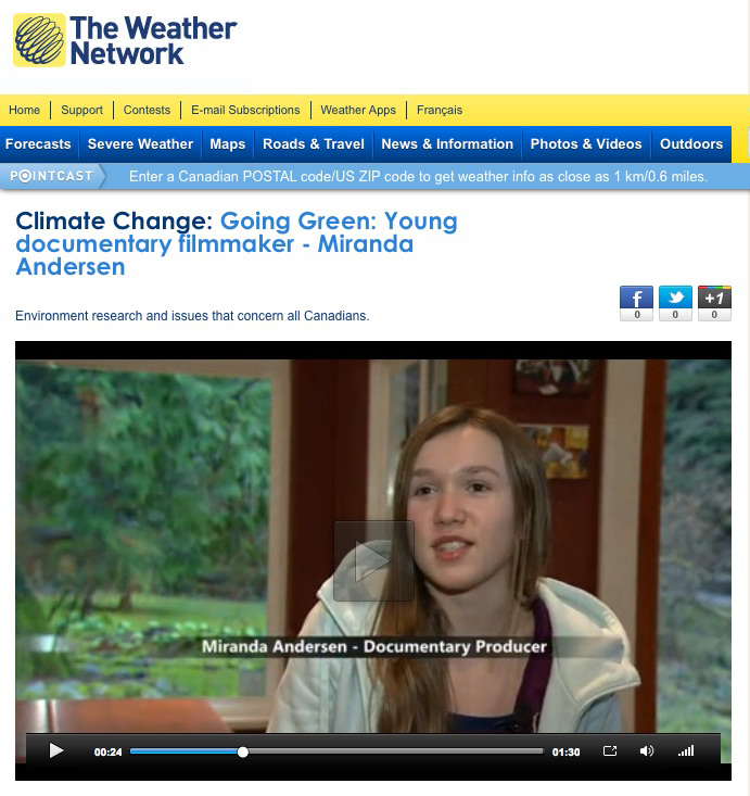 The Weather Network (video)