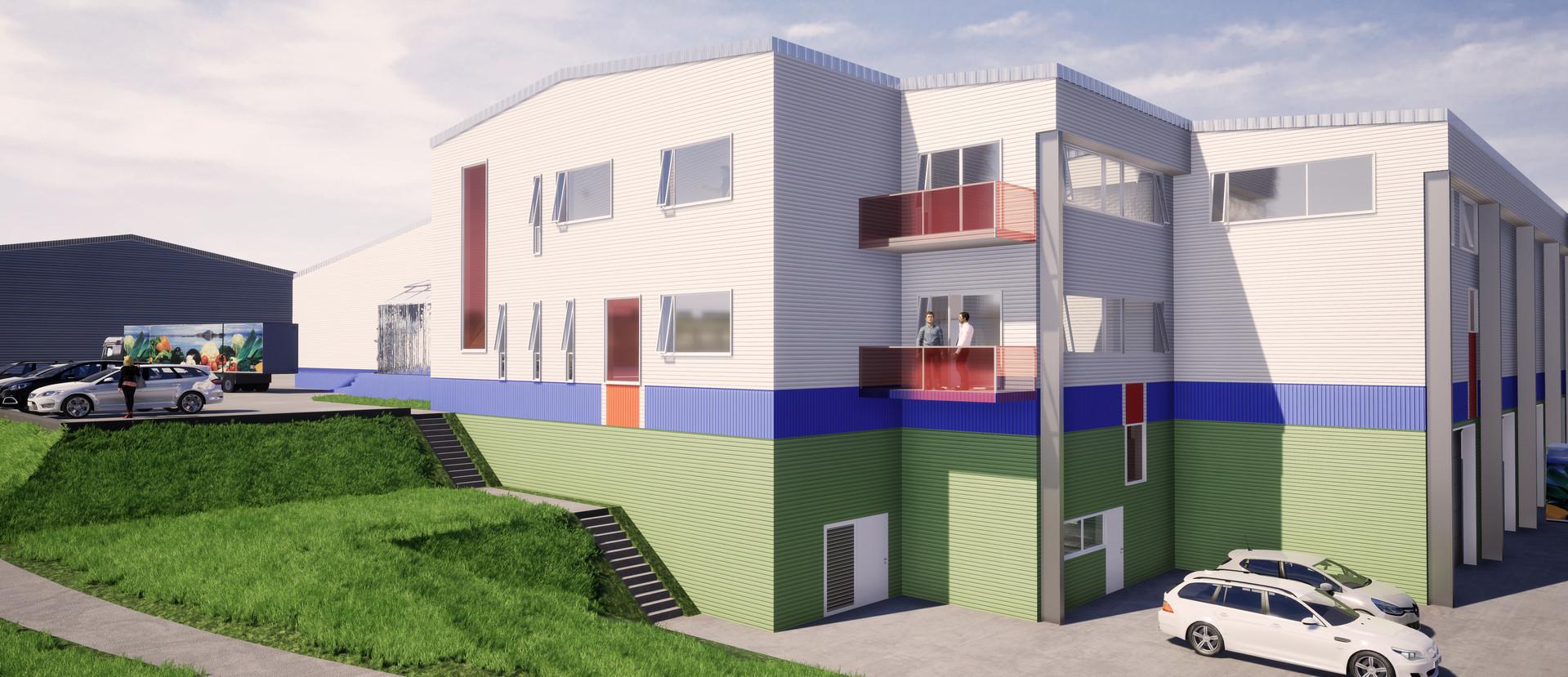 Íslenskt grænmeti headquarters