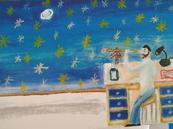 Σοφία Εευθερίου 11 ετών, απο το 77ο Δημοτικό Σχολείο Αθηνών