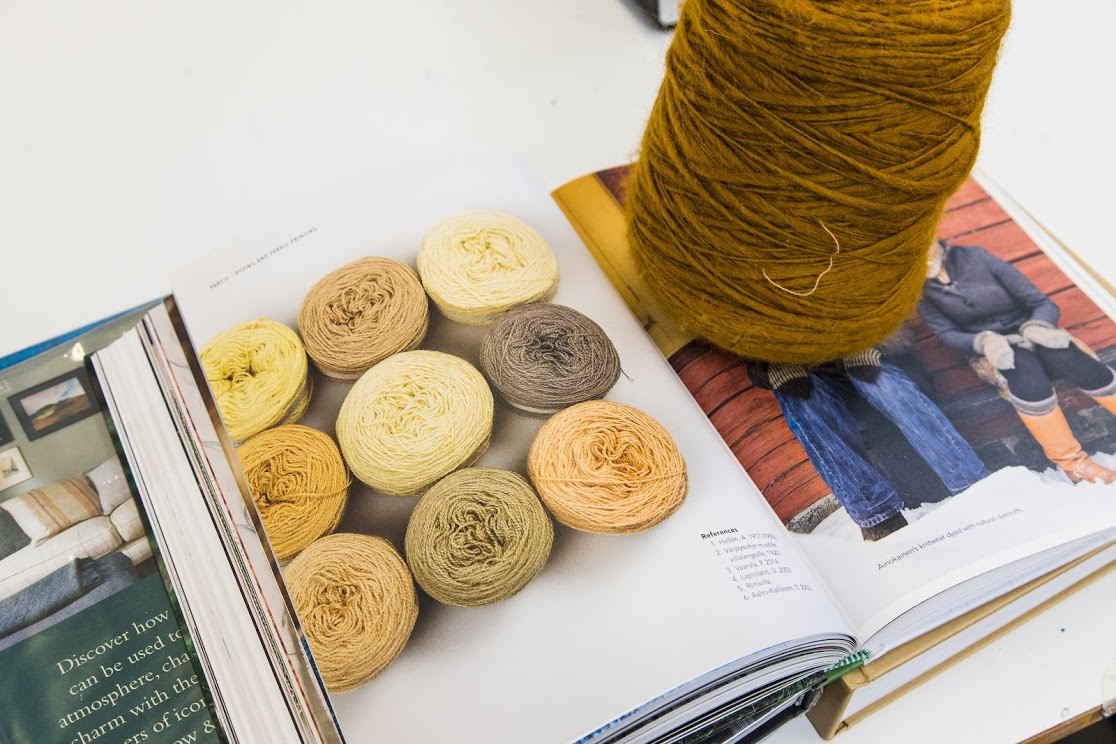 Research on Dyeing Methods.