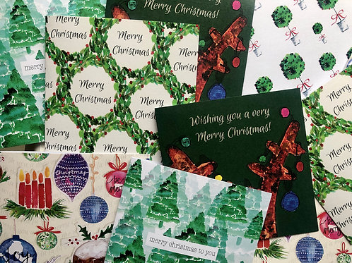 Variety of Christmas Cards (Pack of 20)
