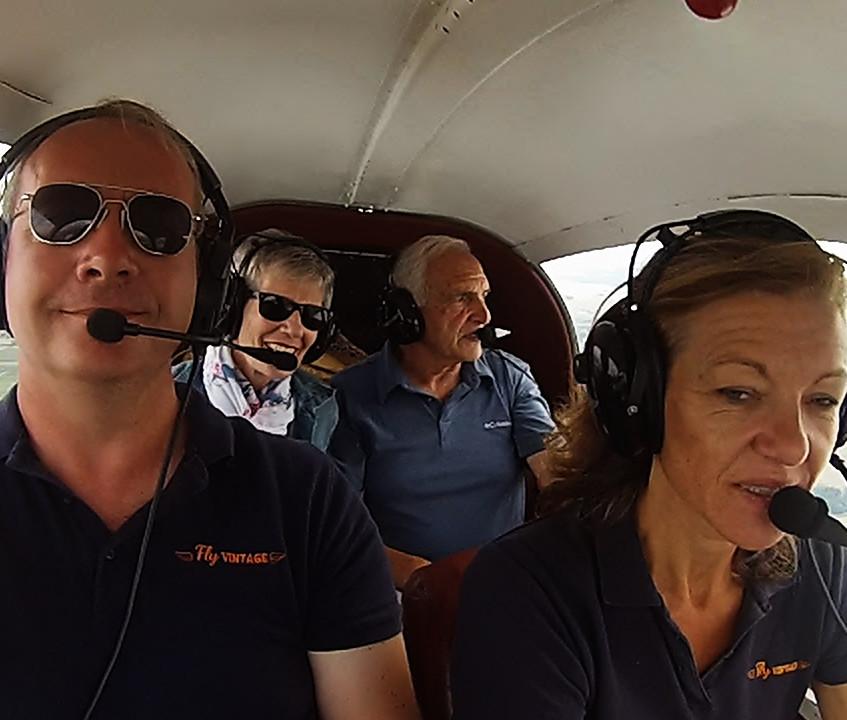 airborne fly vintage