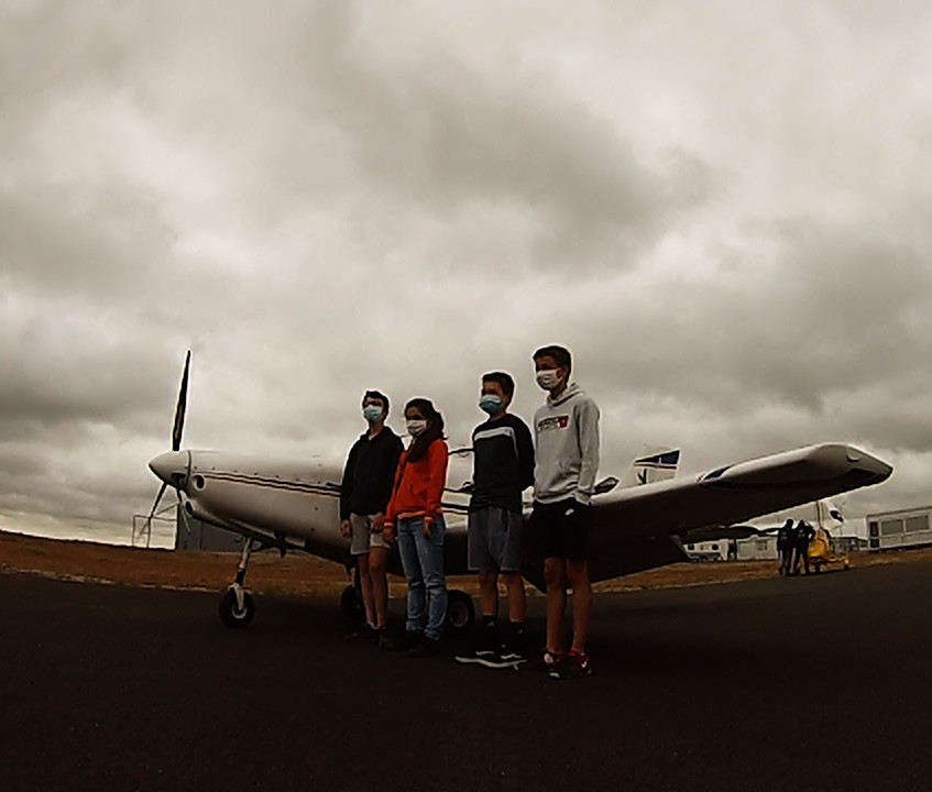 plane Aeromaine