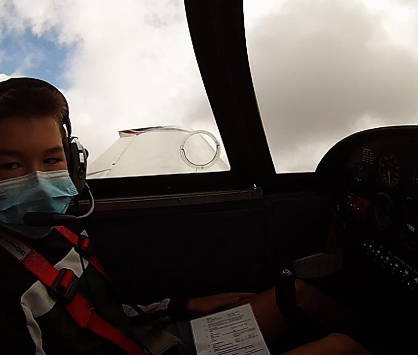pilot Aeromaine