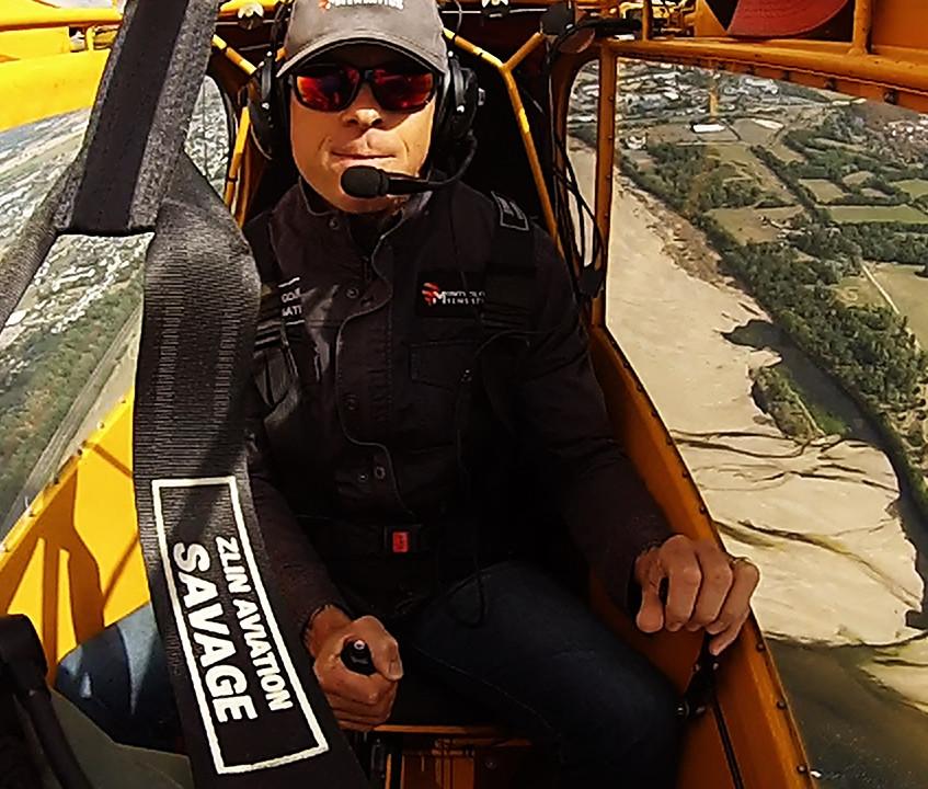 throttle  fly vintage