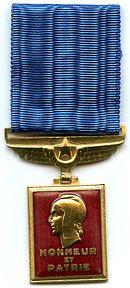 La Médaille de l'Aéronautique