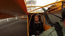 Vol d'initiation au pilotage de Lily