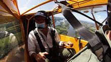Vol de Jacques depuis Saumur