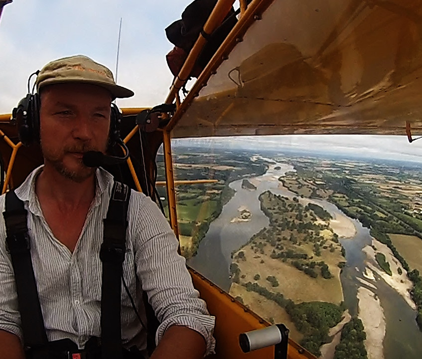Loire  fly vintage