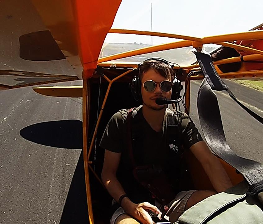 pilot  fly vintage