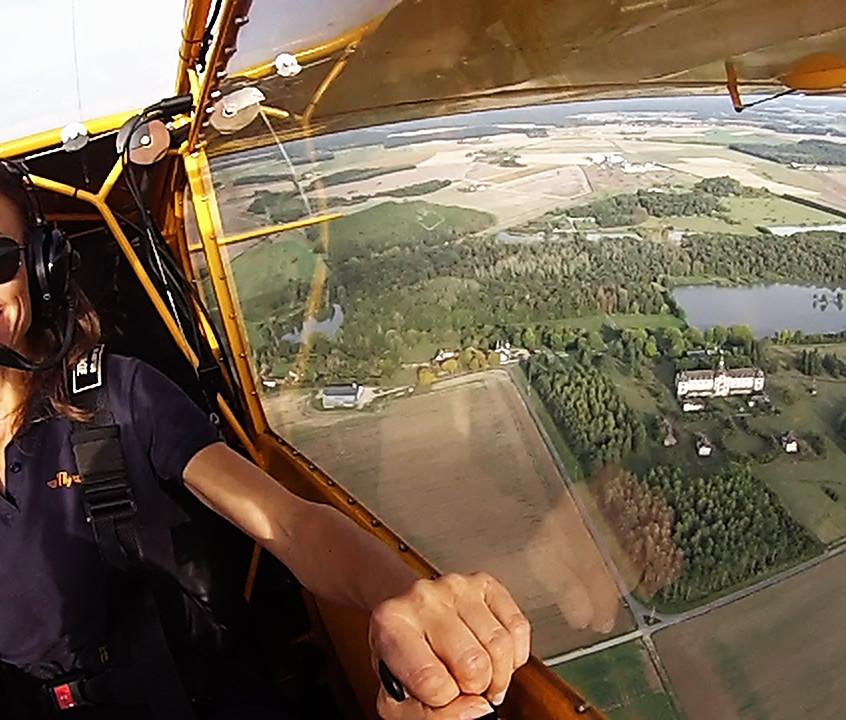dani Fly vintage Saumur