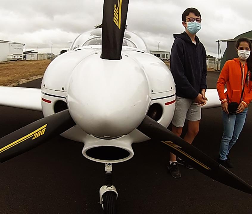 nose Aeromaine