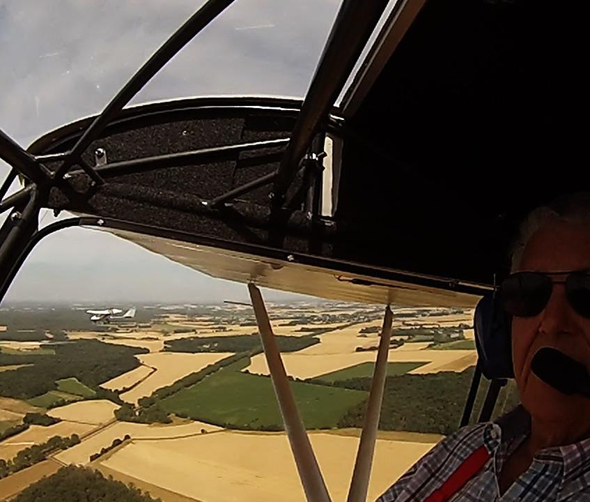 copilot fly vintage