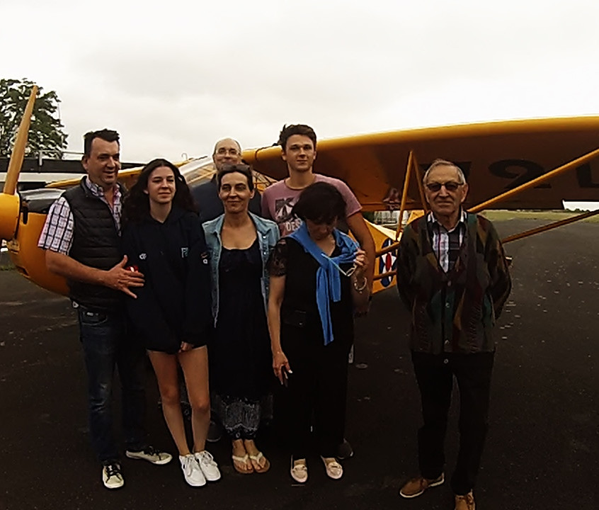 family fly vintage