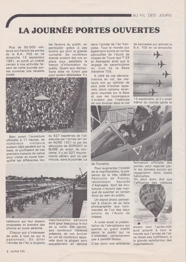 Archives de Fly Vintage : la journée portes ouvertes de la BA 705-Tours le Dimanche 13 septembre 198