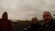 Vol de Guy au dessus du Cap d'Agde