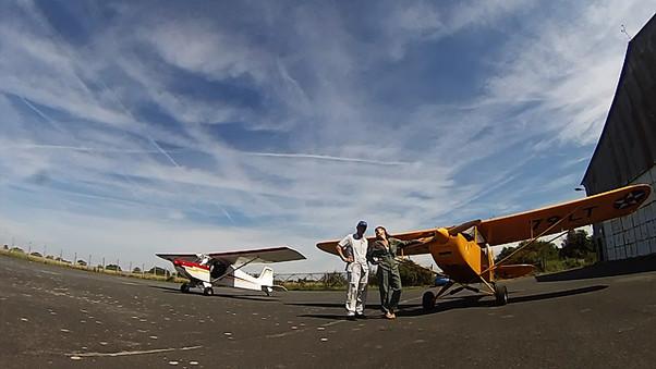 Journée Portes Ouvertes sur l'aérodrome de Thouars
