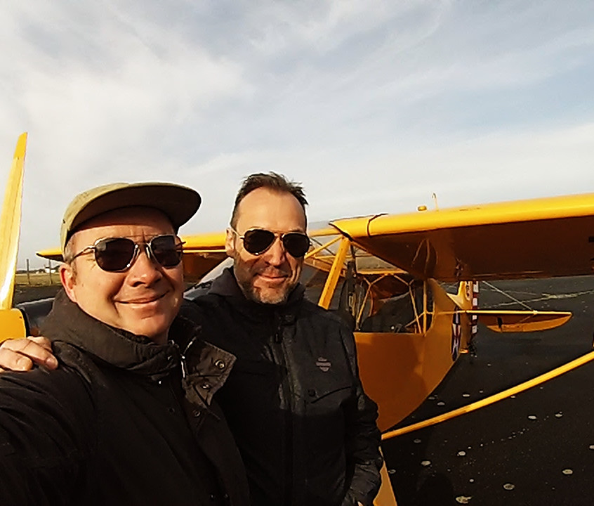 crew  fly vintage