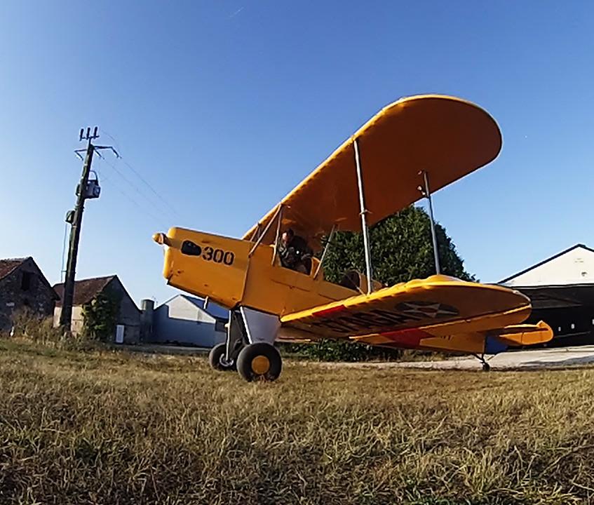 hangar  fly vintage