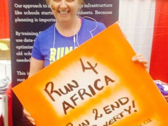 2014 Engineers Without Borders - Run To End Poverty