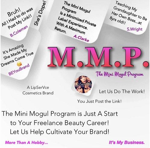 The Official Mini Mogul Program