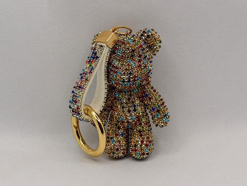 Stoned Bear Key Chain
