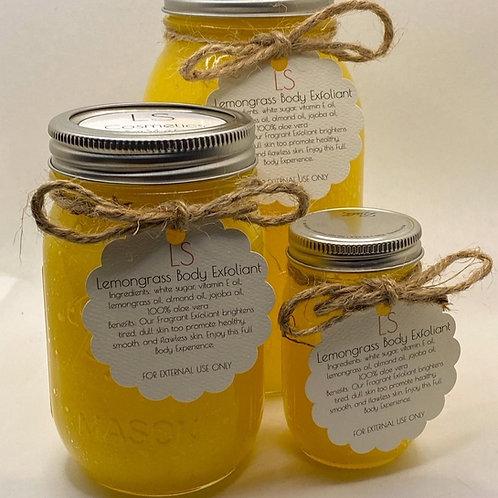 Lemongrass Body Exfoliant