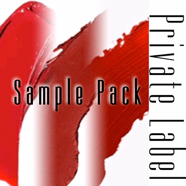 Private Label - Sample Pack
