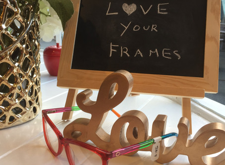 Love Your Frames...