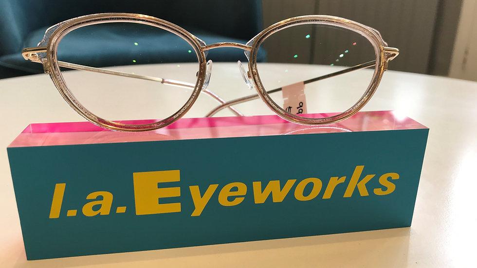l.a.Eyeworks WALNUT