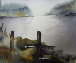 landskap20x16cm akvarell