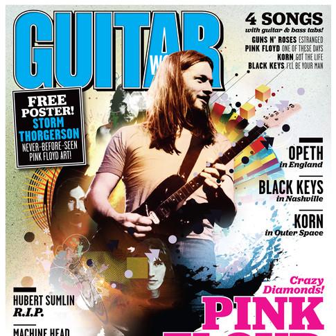 Guitar World / Pink Floyd