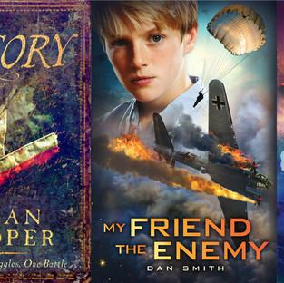 3 Book Cover Designs