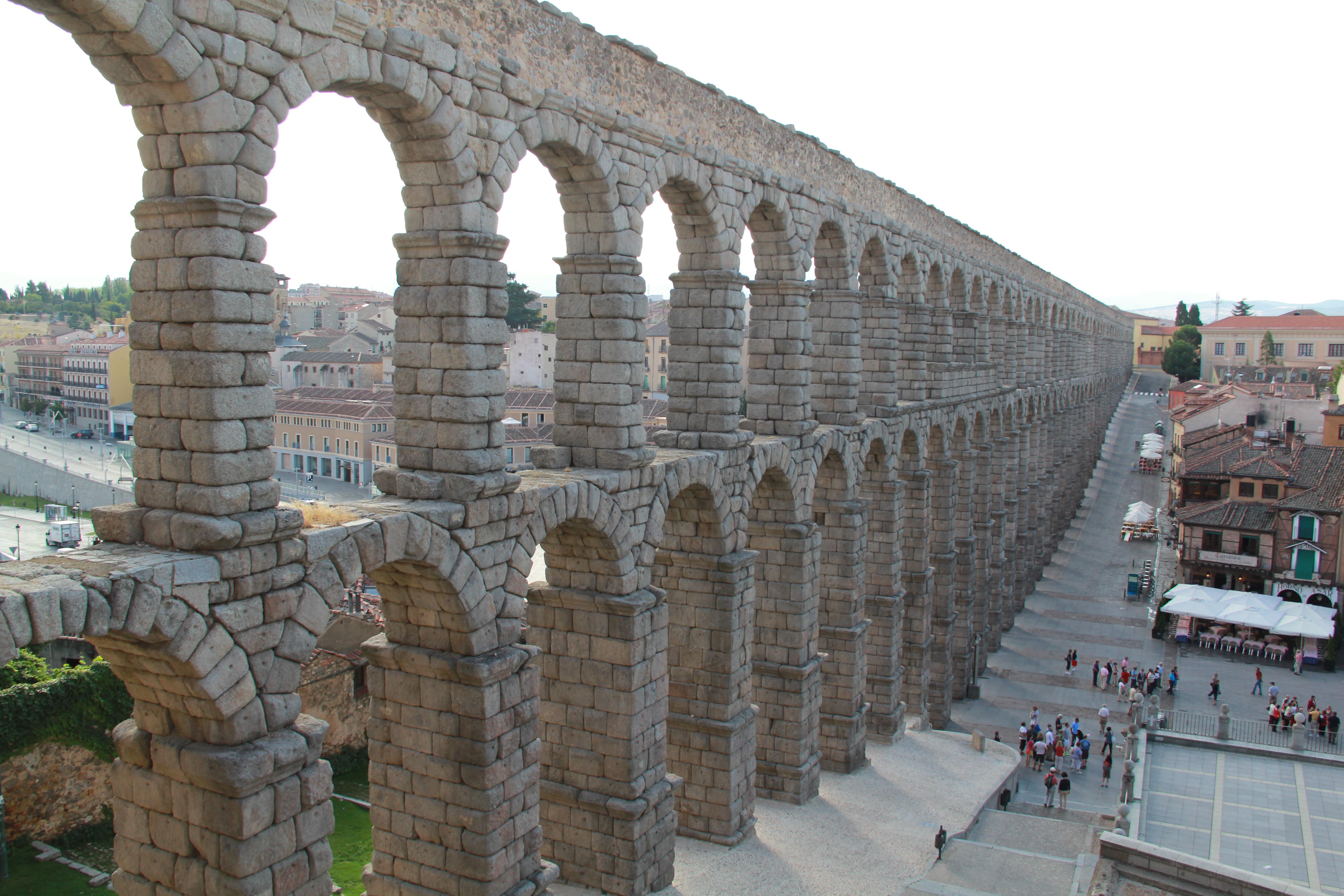 Aqueduct | Segovia, Spain