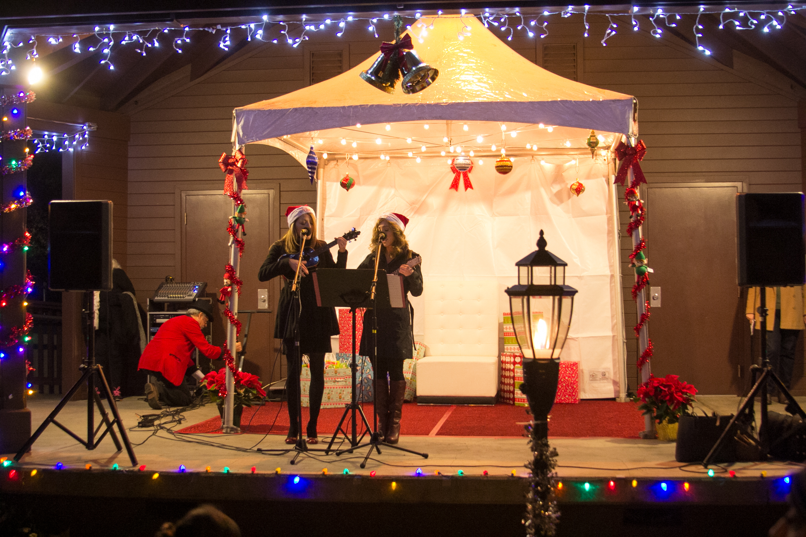 Cotati Tree Lighting Ceremony