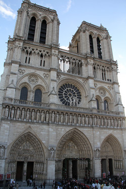 Notre Dam | Paris, France
