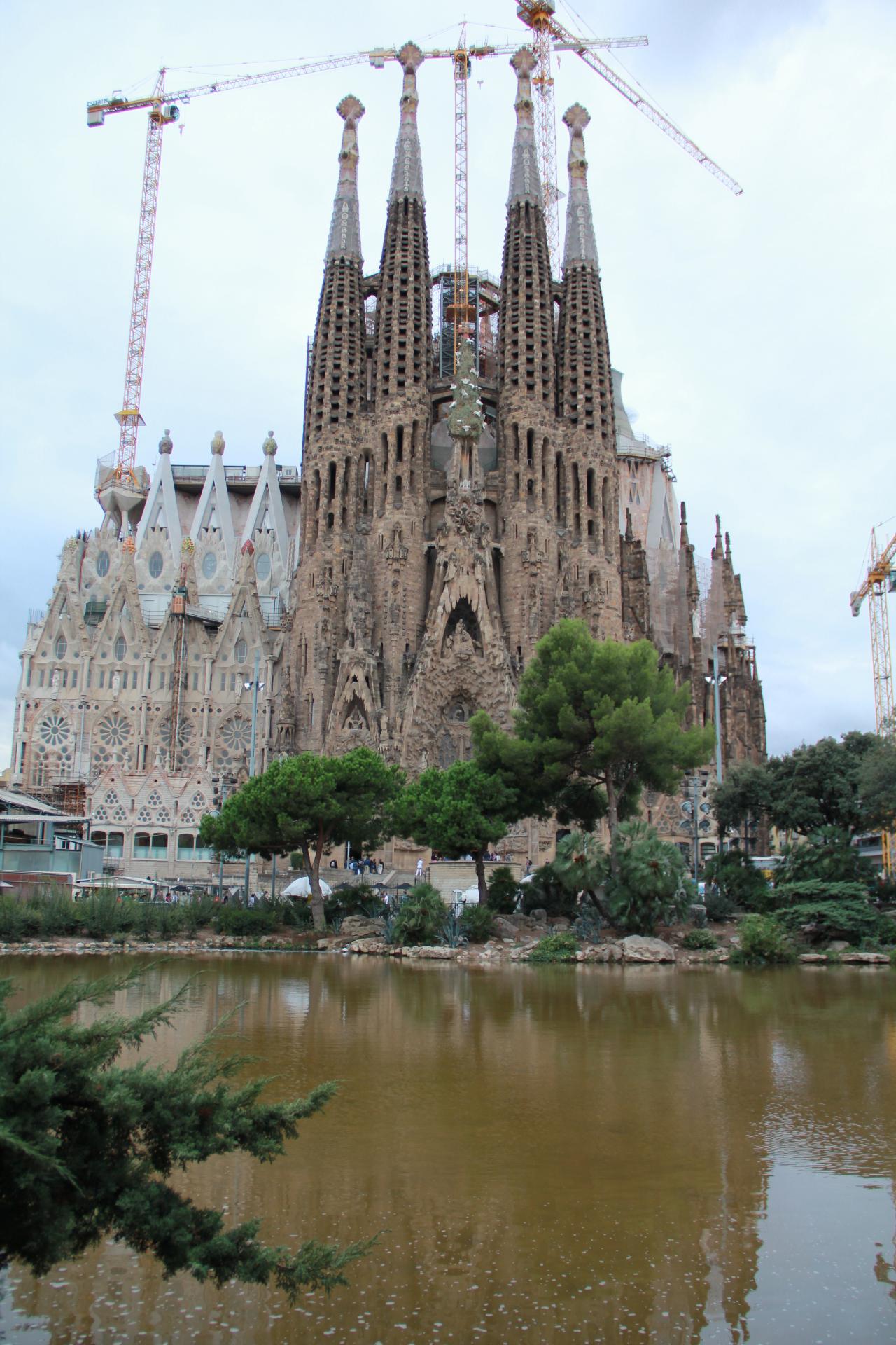 Sagrada Familia | Barcelona, Spain
