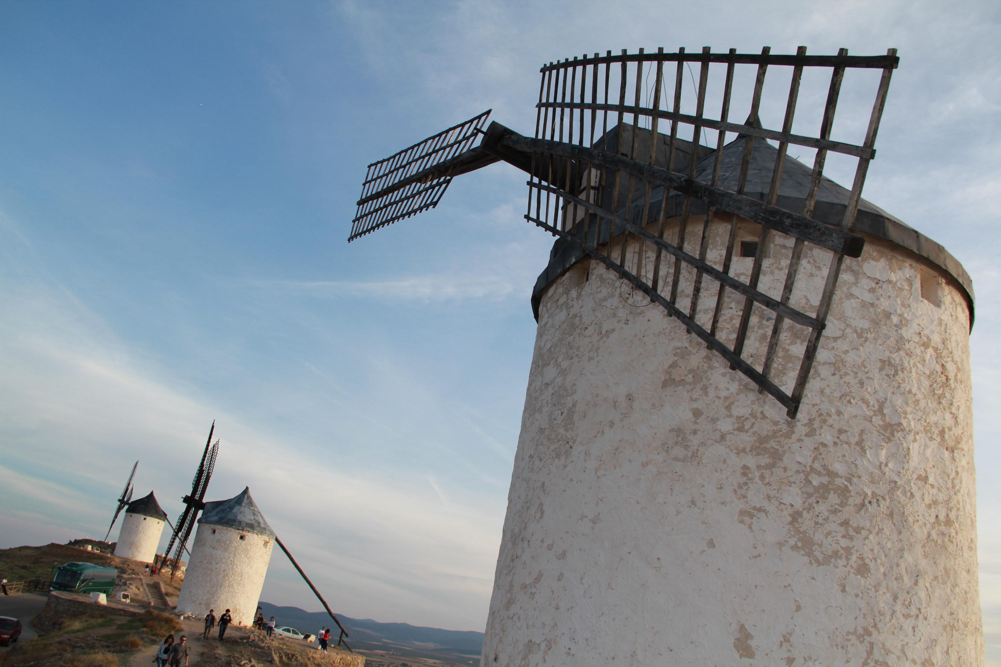 Las Molinas de Consuegra | Spain