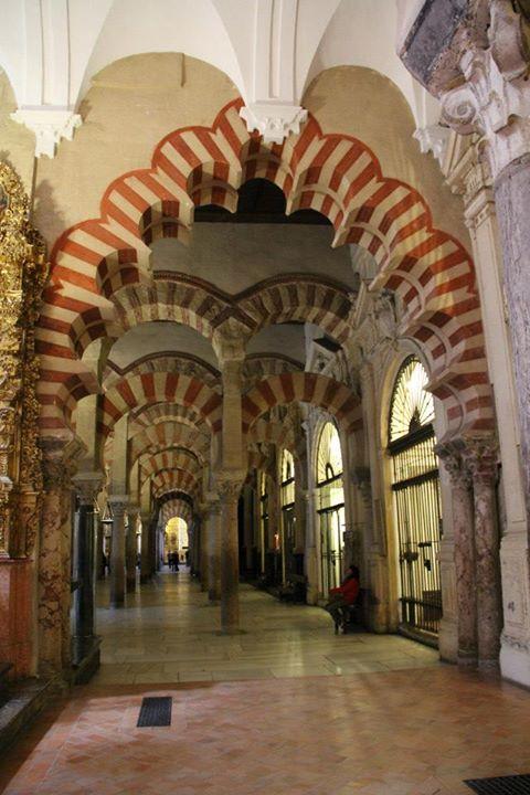 La Mezquita, Córdoba, Spain