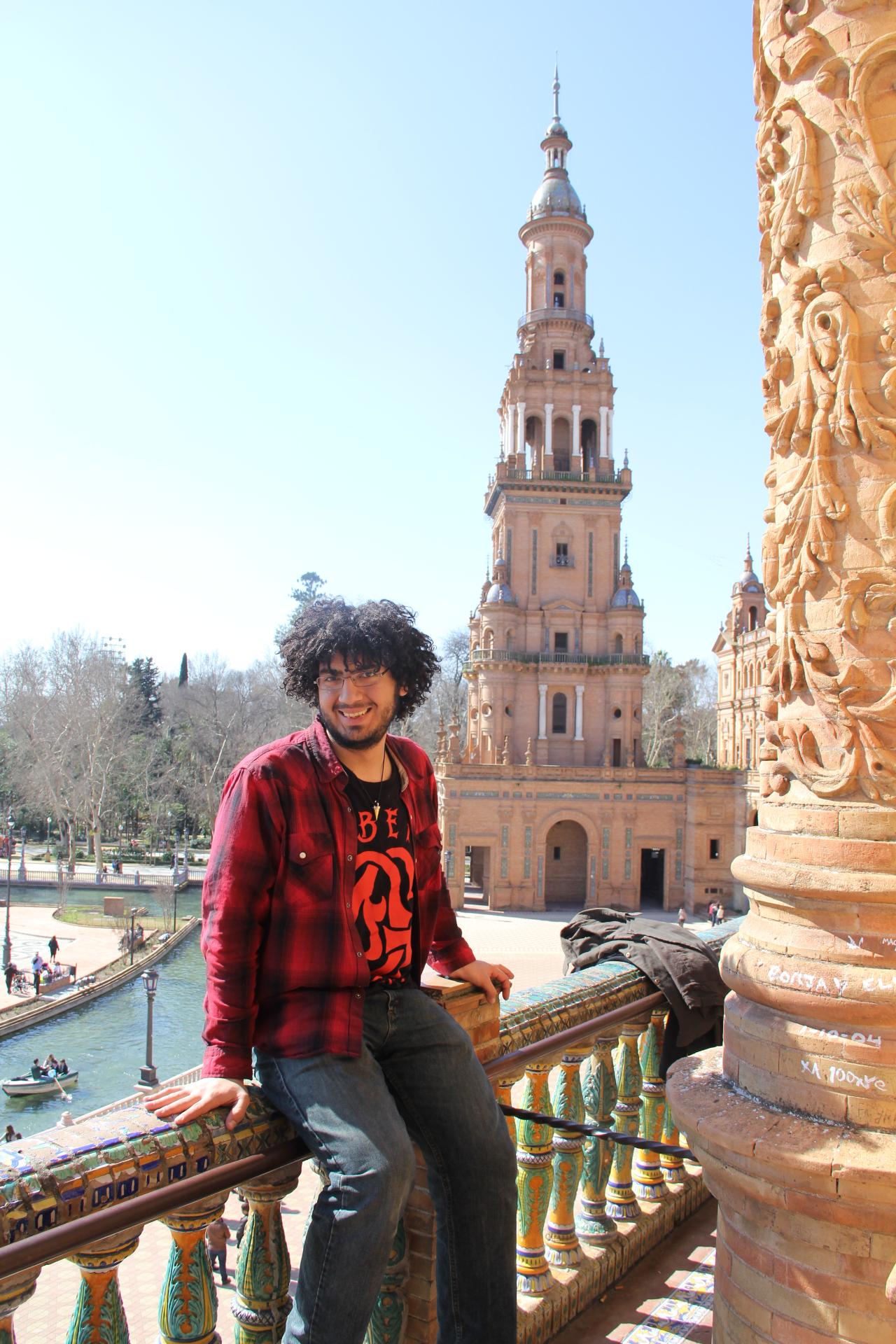 Plaza de Sevilla | Sevilla, Spain