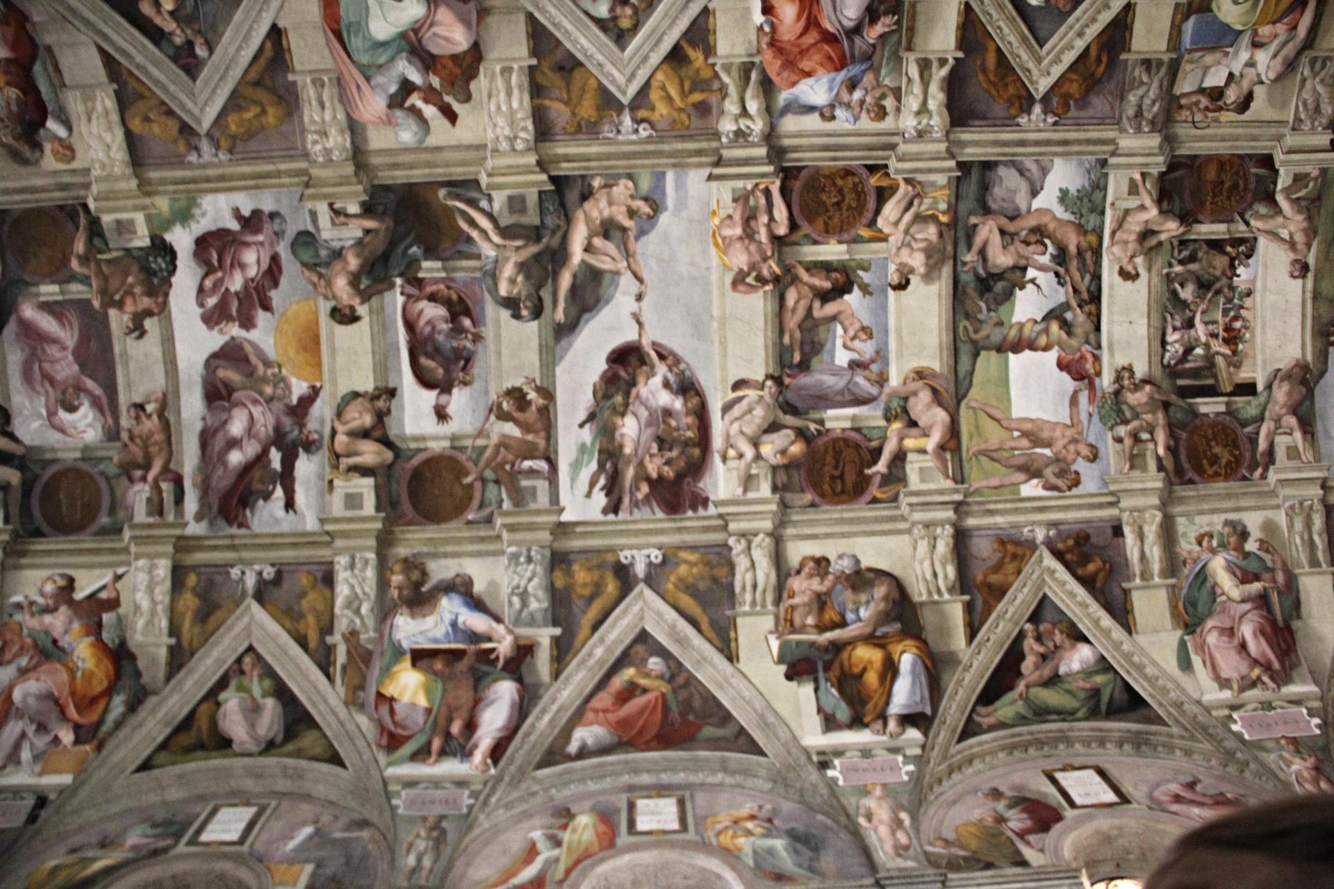 Sistine Chapel | The Vatican | Rome