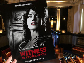 Review: Witness for the Prosecution at London County Hall