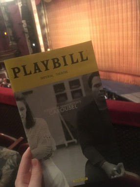 Review: Carousel, starring Jessie Mueller and Joshua Henry