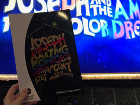 Review: Joseph and the Amazing Technicolor Dreamcoat at the London Palladium