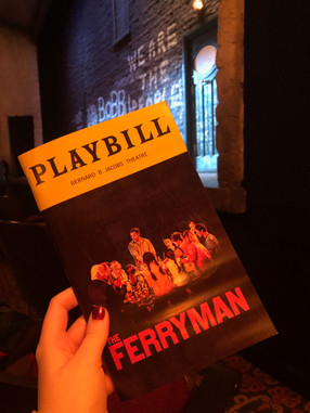 Revisiting The Ferryman