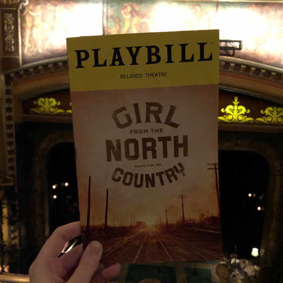 Review: Girl from the North Country, featuring the music of Bob Dylan